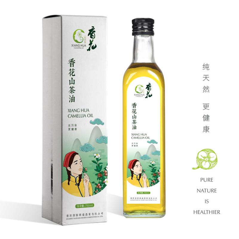 香花山茶油